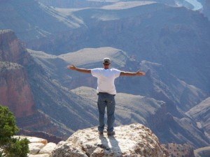 Ryan at Grand Canyon